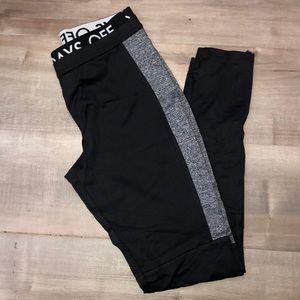 EUC Forever 21 active leggings size S